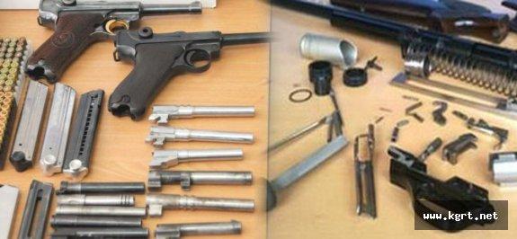 Silah Tamir Yeri Açma Ruhsatı Alacaklar 30 Ekim'de Sınava Girecek