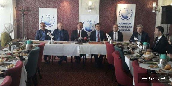 2. Anadolu Medya Ödülleri Basın toplantısı ile açıklandı