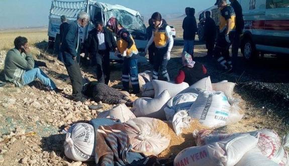 Karaman'da Kamyonet Kazası: 1 Ölü, 3 Yaralı