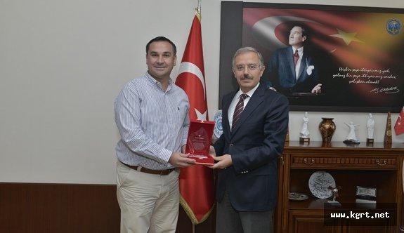 Karaman KÜSİ'ye En İyi Tanıtım Ödülü