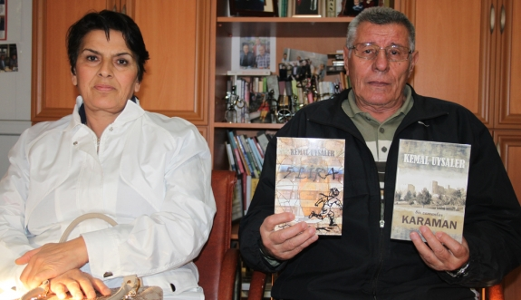 Kemal Uysaler'den İki Yeni Kitap