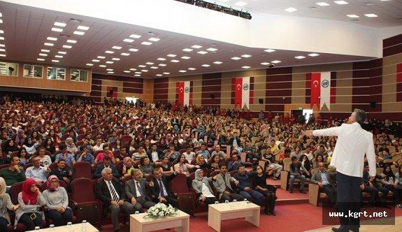 KMÜ'de Öğrenciler Duygularını Yönetmeyi Öğrendi