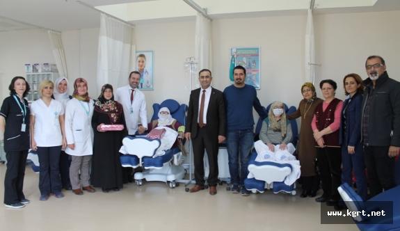 Kanser Hastalarına Moral Günü Etkinliği Düzenlendi