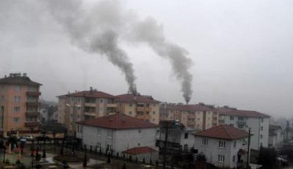 Karaman Avrupa'nın Havası En Kirli 6. Kenti