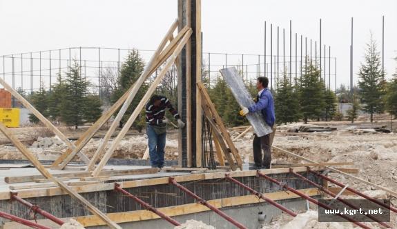 Karaman'ın En Büyük Parkı'nda Çalışmalar Hızlandı