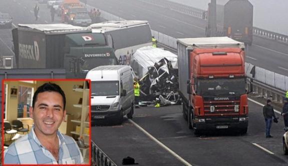 Karamanlı İşadamı Macaristan'daki Kazada Hayatını Kaybetti