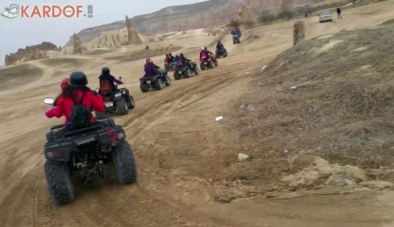 KARDOF Kapadokya'nın Kalbindeydi