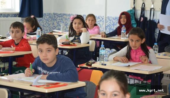 Babaoğlu Koleji Okula Kabul Ve Bursluluk Sınavı Tamamlandı