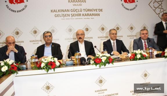 """Bakan Elvan: """"Son 3-4 Yıldır Türkiye Aleyhinde İnanılmaz Anti Propanganda Yürütülüyor"""""""