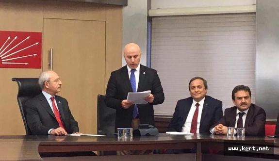 CHP, Kamu Spotlarının Yerel Medyada Ücretli Yayınlanması İçin Meclise Kanun Teklifi Verdi