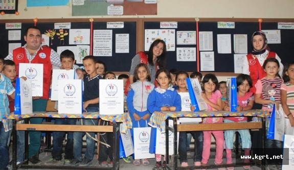 Gençlik Merkezi'nden Oyuncak Kampanyası Karaman'da