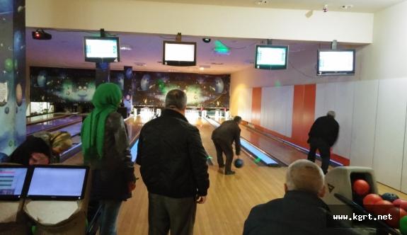 Hastalar Bowling Turnuvasında Yarıştı