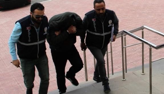 Hırsızlık Şüphelileri Alanya'da Yakalandı