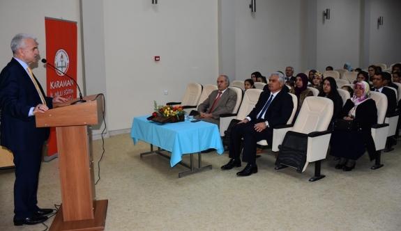 """İl Müdürü Kuntoğlu: """"Malazgirt'ten Kosava'ya, Çanakkale'den Bugüne Hep Değerlerimizle Ayakta Kaldık"""""""