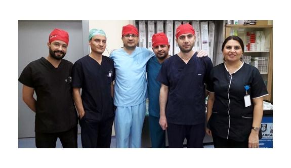 Karaman Devlet Hastanesinde İlk Kez Kalp Pili Takıldı