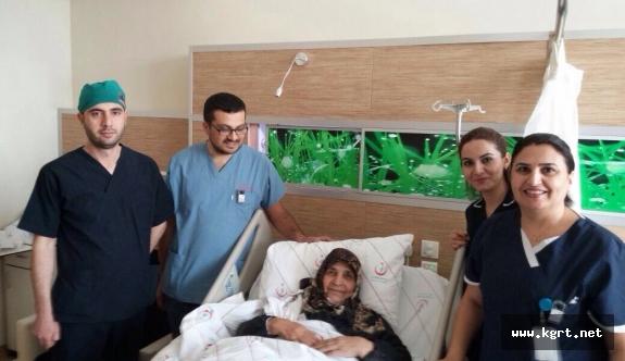 Karaman Devlet Hastanesinde Bininci Anjiyo Yapıldı
