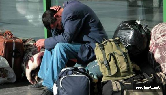 Karaman'dan Göç Sürüyor