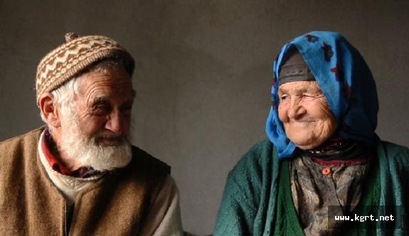 Karaman'ın Yüzde 10,1'i Yaşlı