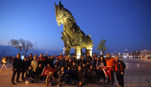 KARDOF, Balıkesir, Bursa ve Çanakkale'yi Gezdi