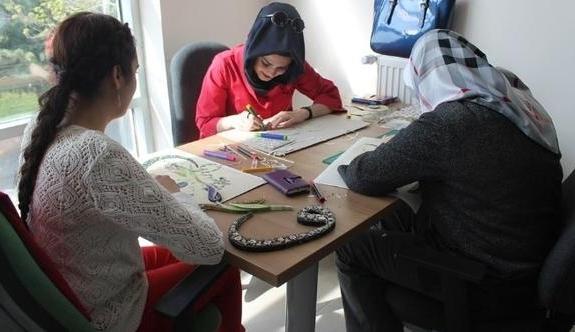 """KSM'den """"Anadolu Kadınları Teröre Karşı"""" Sergisi"""