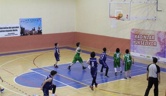 U13 Basketbol Müsabakaları Tamamlandı
