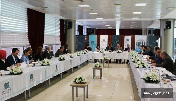 UNİKOP Stratejik Planlama Kurulu Ve Üniversite Koordinatörleri Toplantısı Yapıldı