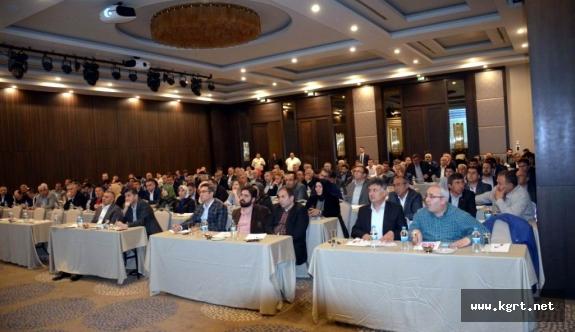 Ak Parti Konya Seçim İşleri Başkanlığı Toplantı Düzenledi