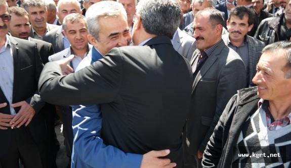 Ayrancı'da Ak Parti ve MHP Referandum İçin Kenetlendi