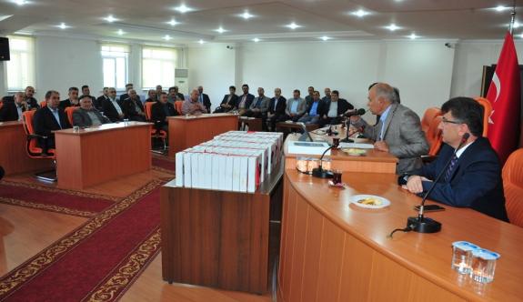 Belediye Meclisi Nisan Toplantıları Başlıyor