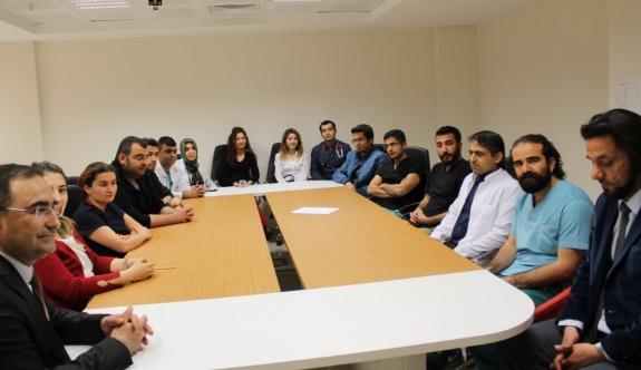 Ermenek Devlet Hastanesinin Beklenen Kadın Doğum Uzmanı Göreve Başladı