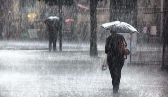 Hafta Sonu Yağışlı Geçecek