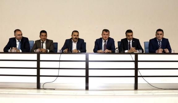 Karaman GHSİM'de Nisan Ayı Personel Toplantısı Yapıldı