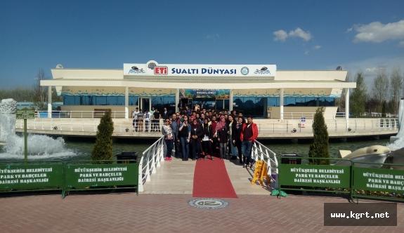 Karaman Anadolu Lisesi Eskişehir'de