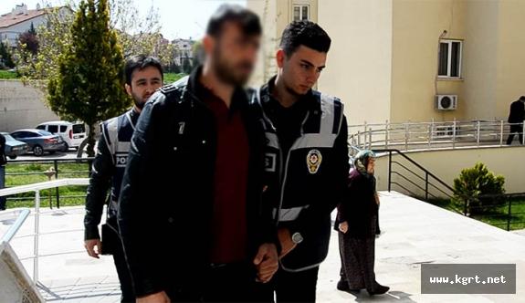 Karaman'da Kaçak Silah Ticareti Yapan Bir Kişi Tutuklandı
