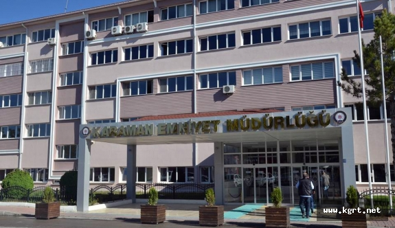 Karaman Emniyeti'nde 18 Polis Açığa Alındı