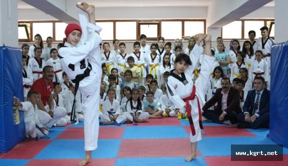 Karaman GHSİM, Geleceğin Şampiyonlarını Yetiştiriyor