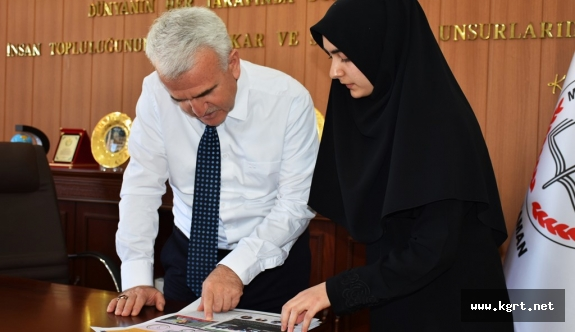 Karaman'da Tek, Türkiye'de Bir İlk