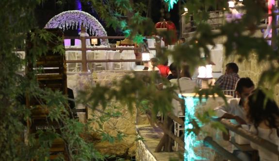 Karamanlıların Yeni Uğrak Yeri Asput Değirmen Restaurant