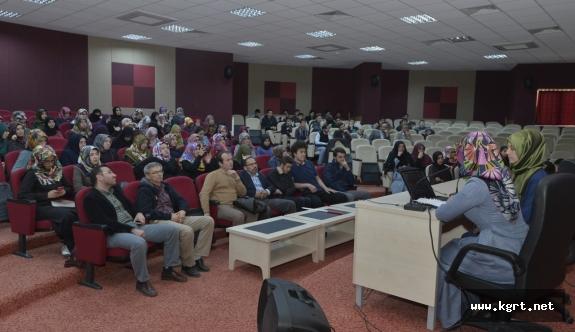 KMÜ Öğrencilerinden Arapça Performansı