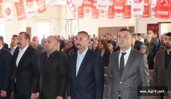 MHP'de Ünüvar'la Yola Devam