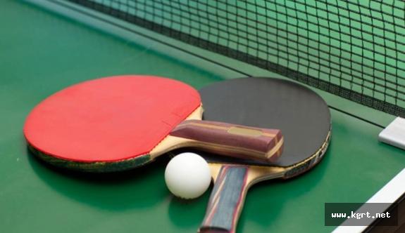 Okul Sporları Masa Tenisi Türkiye Şampiyonası Karaman'da Yapılacak