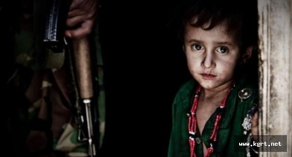 Savaşın Çocukları Resim Sergisi Açılıyor