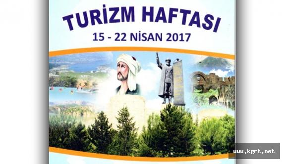 Turizm Haftası Etkinliklerinin Programı Belli Oldu