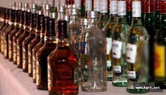 122 Adet Gümrük Kaçağı Viski Ele Geçirildi