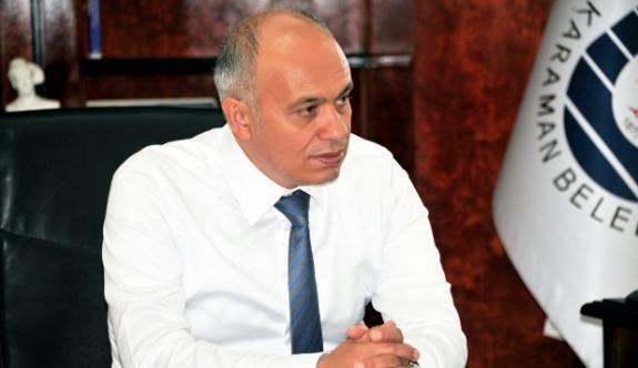 Başkan Çalışkan: Lafa Gelince Hepimiz Karamanlıyız. Ama İcraata Gelince Kimse Ortada Yok