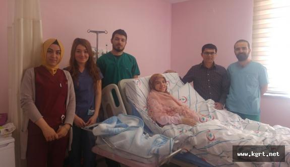 Ermenek Devlet Hastanesinde Ağrısız Doğum Uygulaması Devam Ediyor