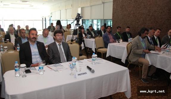 Girişimcilik Ve Yenilik İhtiyaç Analizi Projesi Değerlendirme Toplantısı Yapıldı