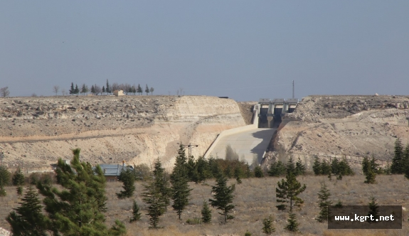 İbrala Barajı İçme Suyu Projesi'nde Çalışmalar Bu Yıl Tamamlanacak