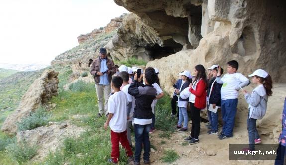 Karaman'da Lider Çocuk Tarım Kampı Geleneksel Hale Geldi