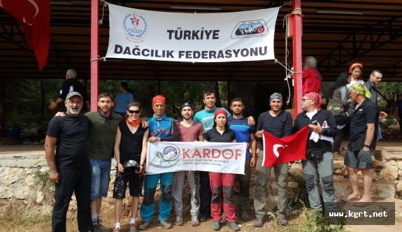 KARDOF Eğitim Kampını Tamamladı